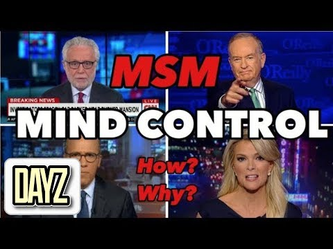 IS NETWORK NEWS MIND CONTROL?