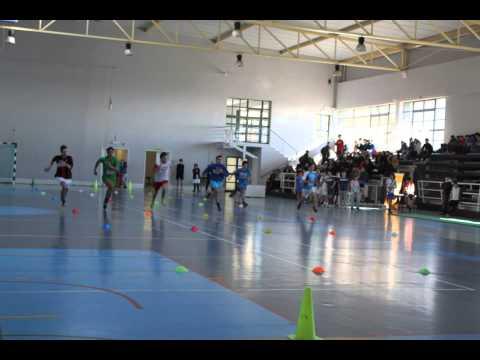 Mega Atleta 2014, Escola EBS de Idães