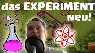 [FACECAM] DAS EXPERIMENT *neu* || CLASH OF CLANS || Let's Play CoC [Deutsch/German HD]