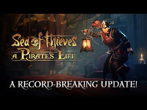 Sea of Thieves бьет рекорды по количеству активных игроков