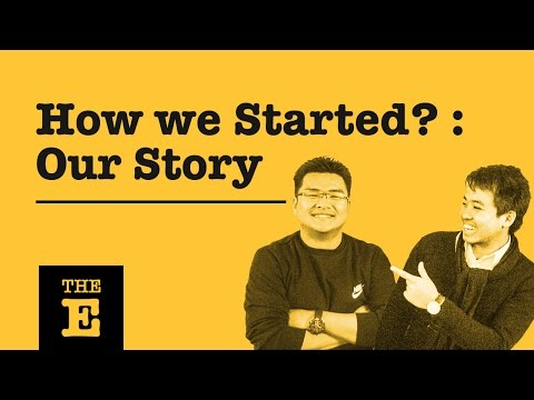 How we started? Our Story - The Perspective