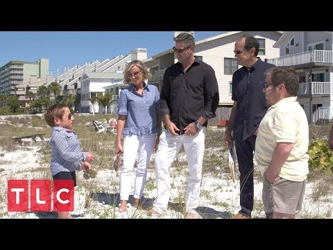The Kleins Ponder Building a House on the Beach | The Little Couple