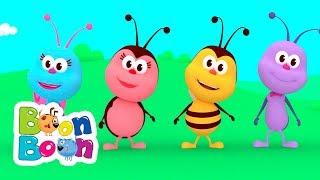 Cântece cu dansuri pentru copii - BoonBoon