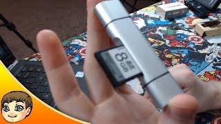 A card reader... FOR EVERYTHING?! // iOrange-E USB SD Card Reader