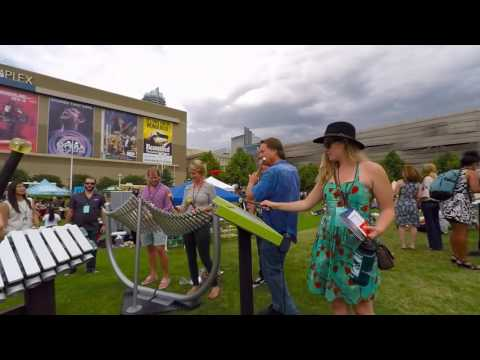Freenotes Harmony Park at TEDx - Mile High Denver -