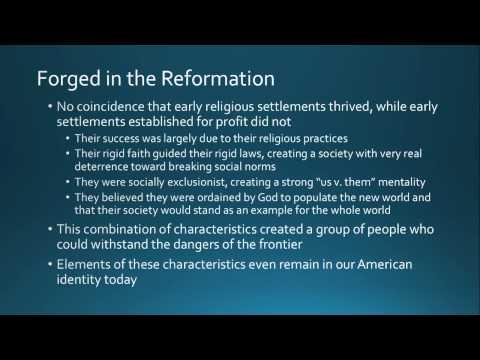 The Puritan Legacy