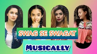 SWAG SE SWAGAT MUSICALLY AVNEET KAUR AND GROUPS