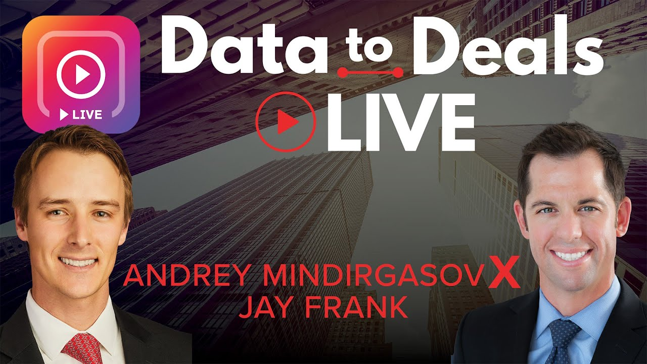 Data to Deals Live with Jay Frank
