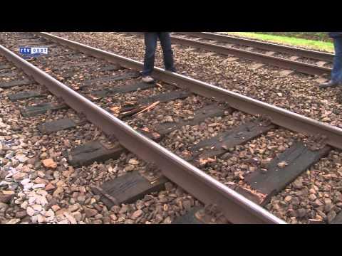 Oud-machinist niet verbaasd over rapport ontspoorde trein Borne