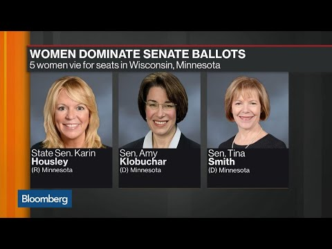 Women Lead the Way in Minnesota, Wisconsin Senate Races