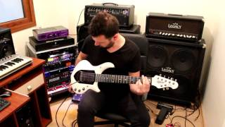 Download Cry Baby JP95 vs Cry Baby Rack Wah DCR-2SR MP3 song and Music Video