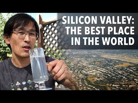 Why Silicon Valley is the best place in the world (for software engineers).