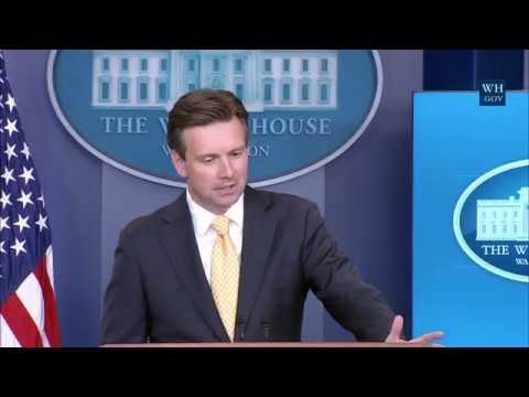 9/14/16: White House Press Briefing