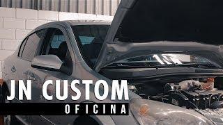 JN Custom - Nova estrutura