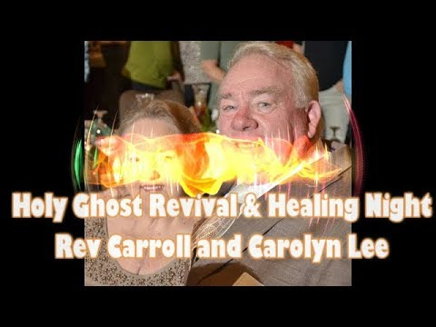 Holy Ghost Revival & Healing Night