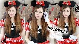 ♡ Halloween Special: Minnie Mouse Costume & 5 Types of People on Halloween ♡ Thumbnail