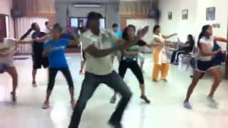 Bhangra (dance) Class with Balu Singh
