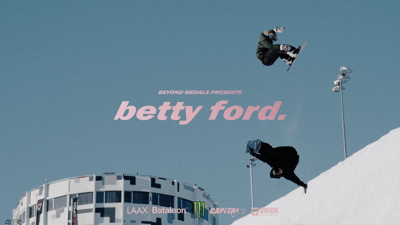 Beyond Medals. betty ford. Full Movie
