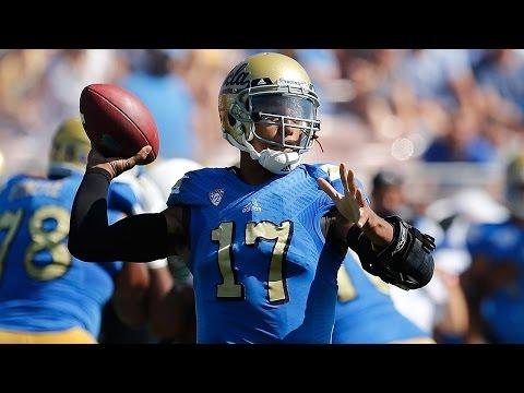 Brett Hundley highlights: 2015 NFL Draft profile