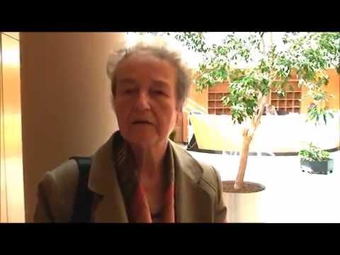 Herta Däubler-Gemlin, Professor of law, former member of Parliament and Minister of Justice, Germany
