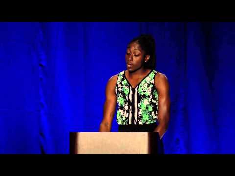 MM Chiney & Nneka Ogwumike Motivational Educational Speaker ...