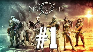 Nosgoth Gameplay - Part 1 - TEAMWORK IS ESSENTIAL!!! w/ Hypercore Ripper