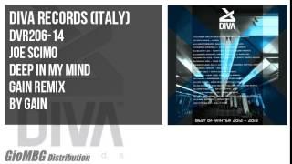 Joe Scimo - Deep In My Mind [Gain Remix] DVR206