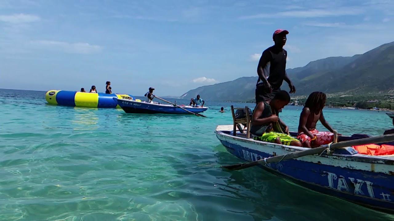 Wahoo Bay Beach Carriès Haiti June 2017