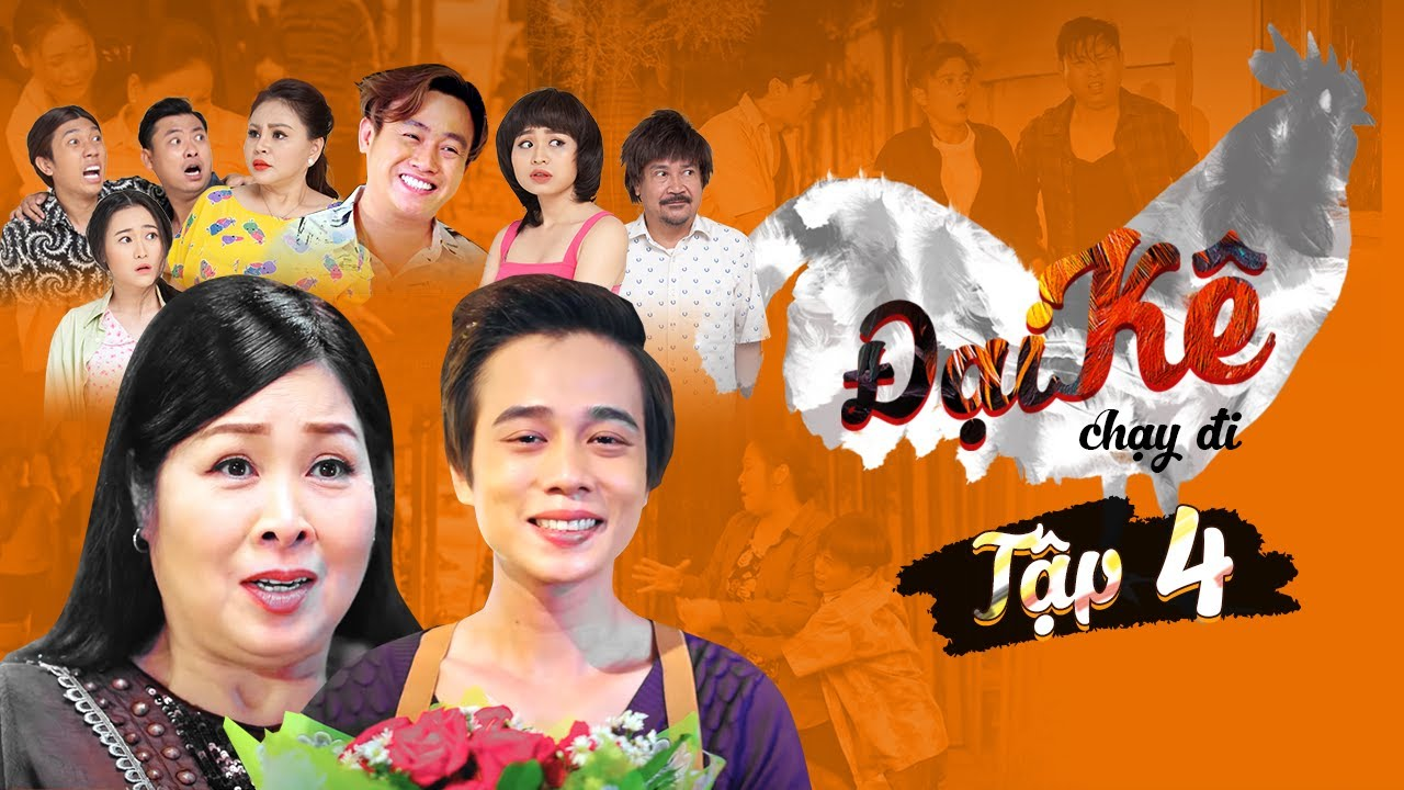 Web Drama Đại Kê Chạy Đi Tập 4 | Hồng Vân, Tuấn Dũng, Hoàng Sơn, Hữu Tín, Lê Lộc, Hoàng Yến