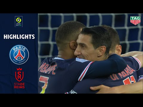 PSG Reims Goals And Highlights