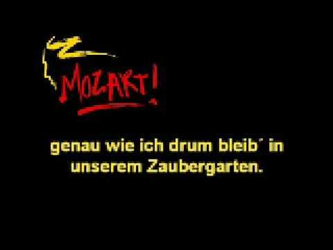 Mozart! (Das Musical) Gold von den sternen - Karaoke