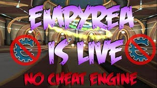 Wizard101: Empyrea is LIVE! (Cheat Engine Patch + New Updates)