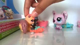 Minişler: Tatlı Pet Shop | LPSEM miniş Türkçe miniş videoları