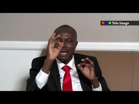 Tele Image interview Moise Jean Charles ( Part # 4) Moise Jean Charles for President of Haiti