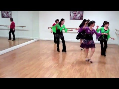 Keep It Movin' Line Dance (排舞:保持前進)