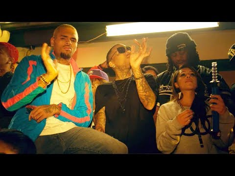 Chris Brown, Kid Ink, Tyga - Time Of Your Life