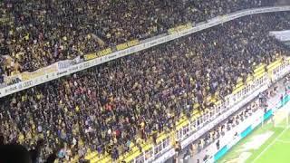Fenerbahçe Alanyaspor 2 0 Çocuklar inanın inanın çocuklar güzel günler göreceğiz güneşli günler