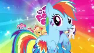 My Little Pony - MENA Flip & Whirl Rainbow Dash TV Spot