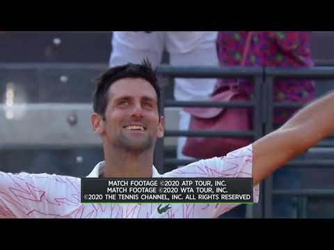 Tennis Channel Live: Positive COVID Tests Before Roland Garros