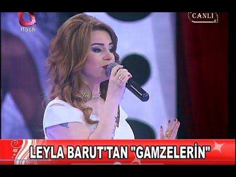 Leyla Barut Gamzelerin Flash Tv Canlı 11 Nisan 2016