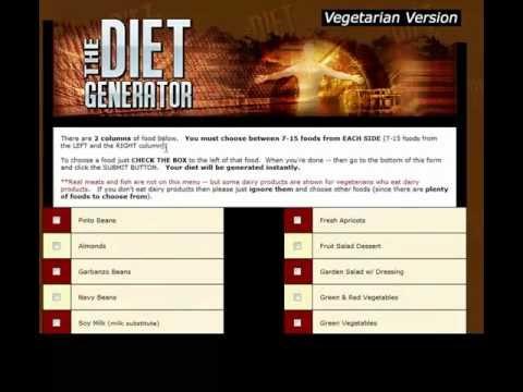 Svelte 30 Diet Plan