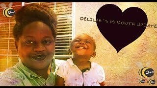 Delilah's 15 month update