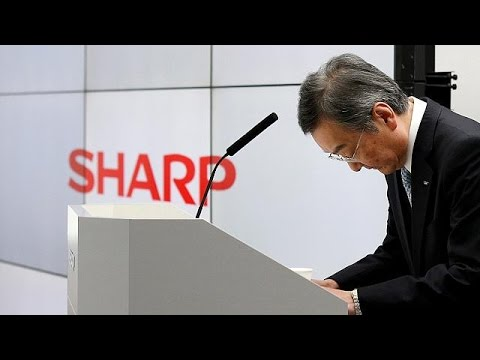Sharp's losses widen