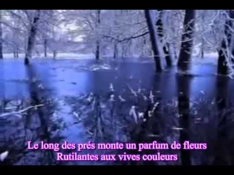 Le Beau Danube Bleu - Mathe Altery - Paroles