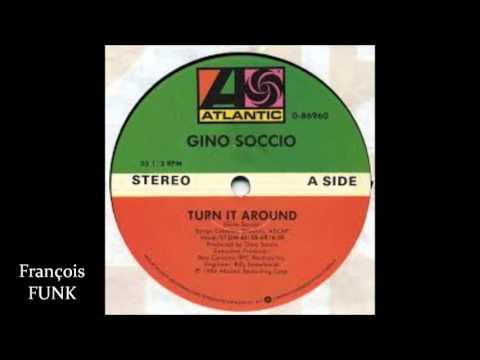 Gino Soccio - Turn It Around (12- VOCAL) (1984)♫