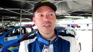 Leo Zettel   Após SS6   Rally de Pomerode 2016