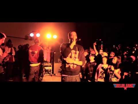 Wiz Khalifa - B.A.R. (Burn After Rolling) Live @ Wayne State University