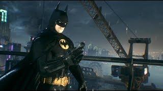 Batman: Arkham Knight (PC)(Tim Burton Suit Walkthrough)[Part 12] - Founder