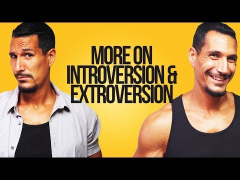 More On Introversion Vs. Extroversion