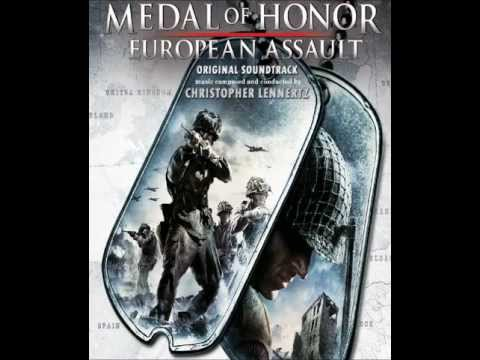 Medal of Honor European Assault OST - Operation Chariot
